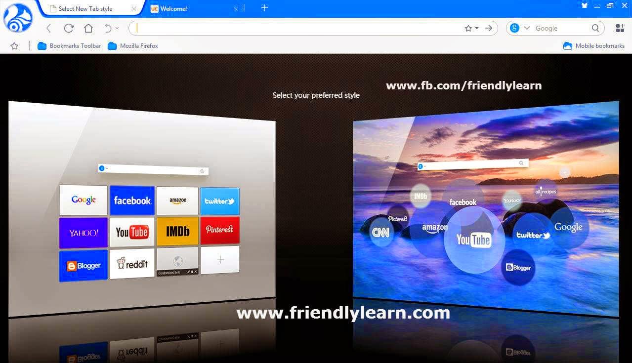 Ucweb browser pc